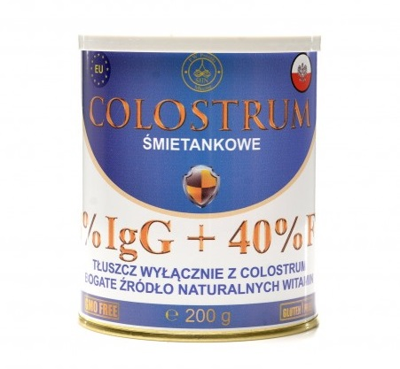 COLOSTRUM Koncentrat białek