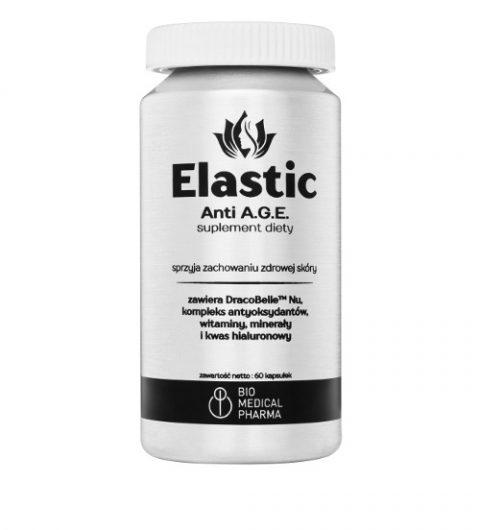 Elastic suplement diety dla zdrowej skóry